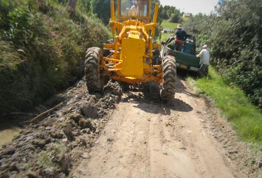 El verano no se ha aprovechado para reparar vías terciarias del país | CONtexto ganadero | Noticias principales sobre ganadería y agricultura en Colombia
