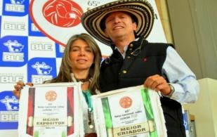 Fernando Durán Carvajal, criador de la raza cebuina lechera gyr