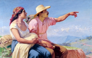 'Horizontes' Francisco Antonio Cano