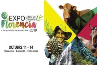Expoflorencia 2019, evento ganadero del sur del país, feria ganadera de florencia, Cofema, Comité de Ganaderos de Caquetá, Gobernación de Caquetá, Ganaderos de Caquetá