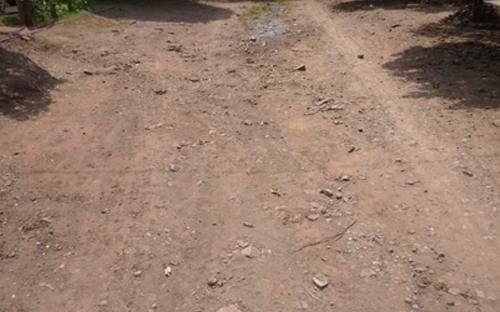 Vías terciarias de La Guajira