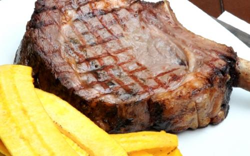 sabores de la carne de res