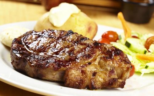 sabores de la carne