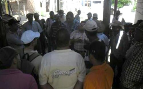 Día de Campo en Ariguani (Magdalena) – Parte Teórica.