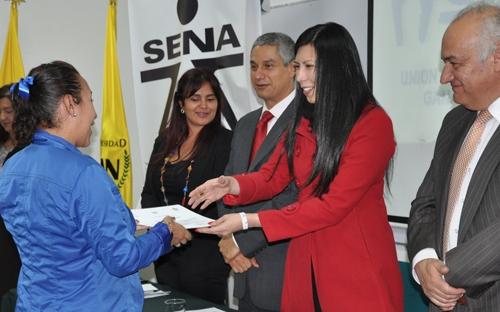 Cerca de $141 millones se invirtieron en esta actividad en asocio con el SENA y Fedegán.