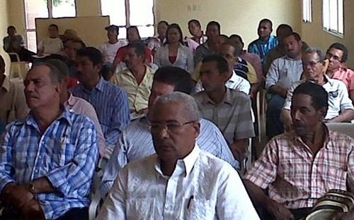 Reunión de Ganaderos en El Banco (Magdalena).
