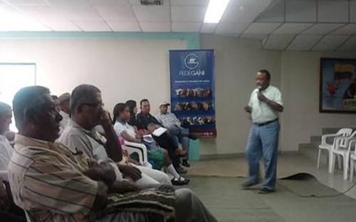 Seminario PAB, Piñón Magdalena. Conferencista:  Dr.Justo Barros (q.e.p.d).