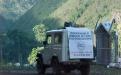 Transporte de vacunadores en todo el país.