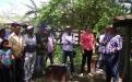 Día de Campo PAB Pivijay Magdalena. Ganadero Guillermo Villar Sáenz, socializando con los ganaderos de Pivijay, Magdalena sobre los beneficios de implementar sistemas de rotación de potreros.