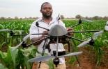 Zimbabue ciencia drones
