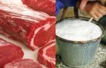 Carne y leche colombiana siguen en desventaja con el TLC