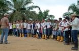 Empresarios del agro con el SENA y Fedepalma