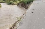 Vía Río Verde y Barragán en Quindío, obstaculiza movilidad, dificulta comercialización, paso por un solo carril, antigua vía al Valle del Cauca, fuerte invierno, CONtexto ganadero, noticias de ganadería colombiana.