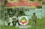 Dignidad Agropecuaria 2018, asamblea nacional de delegados Dignidad Agropecuaria, comunicado Dignidad Agropecuaria diciembre 2018, Ministerio de Agricultura, reunión Dignidad MinAgricultura, propuestas para el agro de Dignidad Agropecuaria, Dignidad Agropecuaria Colombia, gobierno de colombia, CONtexto ganadero, ganaderos colombia, noticias ganaderas colombia