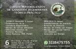Cursos personalizados, curso ganadería regenerativa, Ganadería Sostenible, ganadería sostenible Colombia, Acoganar, Ganadería regenerativa, ganadería amigable con el medio ambiente, Sistemas silvopastoriles, árboles ganadería, ganadería rentable y regenerativa, mejorar el suelo con ganadería, ahorrar costos en ganadería, costos bajos, ganadería regenerativa Colombia, Ganadería, sostenible, Colombia, CONtexto ganadero, ganaderos colombia, noticias ganaderas colombia