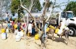 Habitantes de Lorica en alerta por sequía