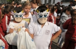 El día de la leche escolar llegó a La Pintada