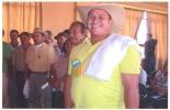 Nayro Vargas Téllez fue asesinado el pasado 17 de noviembre