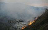 Incendios en Antioquia
