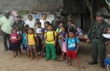 Los índices de desnutrición infantil en Vaupés y Guainía preocupan a entidades de la región