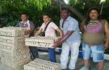 Más de 120 familias cartageneras beneficiadas con proyecto avícola.