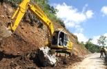 El dinero se destinará para arreglar las vías terciarias del departamento.