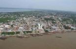 Vista aérea de Magangué