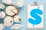 Precios internacionales de productos lácteos, alza en contratos a futuro de producto lácteos, subasta quincenal, Global Dairy Trade, precios contratos futuros de leche en polvo entera, mantequilla, el efecto para Colombia del incremento de precios contratos a futuro de leche, tasa de cambio, ingreso de leche en polvo y productos lácteos vía TLC, Colombia, CONtexto ganadero Fedegán-FEP