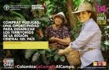 Compras públicas, FAO, RAP-E, Región Central, alimentos, abastecimiento, pequeños productores, presupuesto, taller, recursos públicos, mecanismos, participación, pobreza rural, agricultura familiar, ganadería, ganadería Colombia, noticias ganaderas Colombia, contexto ganadero