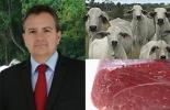 Augusto Beltrán Segrera, Secretario Fedegán, Fondo de estabilización de precios - FEP, Fedegán-FEP, mercado de carne peruano, claves en la apertura de mercados de exportación de carne, diplomacia sanitaria, Augusto Beltrán Segrera, secretario del FEP, mercado de Chile, Catar, Agenda exportadora, vacas, vacas Colombia, lechería, bovinos, ganadería bovina, ganadería bovina Colombia, noticias ganaderas, noticias ganaderas Colombia, contextoganadero