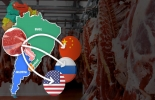 exportaciones carne, argentina, Brasil, Paraguay, Uruguay, Exportaciones carne Brasil 2020, Exportaciones carne Argentina 2020, exportaciones carne Paraguay 2020, exportaciones carne Uruguay 2020, exportaciones carne Sudamérica, exportaciones carne bovina, ganado bovino, ganadería bovina, ganaderos, ganaderos colombia, ganado, vacas, vacas Colombia, bovinos, Ganadería, ganadería colombia, noticias ganaderas, noticias ganaderas colombia, CONtexto ganadero, contextoganadero