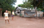 Extrema pobreza en Colombia.