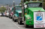 Paro transportadores Colombia