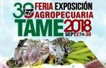 30 Feria Tame, feria tame 2018, feria tame Arauca 2018, 30 feria ganadera Tame Arauca, eventos ganaderos, feria ganadera, CONtexto ganadero, ganaderos Colombia, noticias ganaderas Colombia