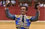 El Cid, despedida en América, técnica, estilo al natural, la zurda de oro, feria de Manizalez, alternativa, toros de Santa Barbara, noticias de ganadería colombiana, CONtexto ganadero.