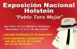 I Feria Nacional Holstein