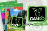 Ganko, aplicación ganadera, registros de la finca, información de la unidad productiva, pequeños y medianos ganaderos, sistematización de la información de la finca, CONtexto ganadero