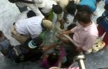Productores lácteos de Antioquia protestan