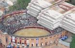 plaza de toros La Santamaría