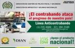 contrabando en colombia policia nacional