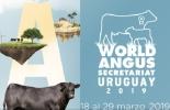 Uruguay, Aberdeen Angus del Uruguay, Aberdeen Angus: Descubra la última gran estancia, Sociedad de Criadores de Aberdeen Angus del Uruguay (S.C.A.A.U.), organiza el Secretariado Mundial Angus 2019 (World Angus Secretariat - Uruguay 2019), contexto ganadero, noticias ganaderas, vacas, noticias internacionales