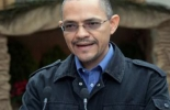 El ministro de Comunicación venezolano, Ernesto Villegas, en Caracas el 11 de diciembre  © AFP