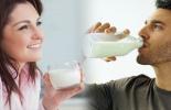 consumo leche