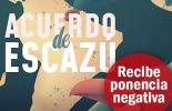 Acuerdo de Escazú, proyecto de ley, ponencia negativa