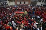 Sepelio Hugo Chávez