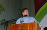 Juan Carlos Pinzón, ministro de Defensa, habló de los logros obtenidos en la lucha contra grupos al margen de la ley