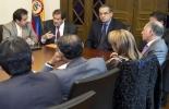 Gobernadores y Angelino Garzón