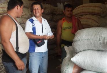 Comercialización cacao