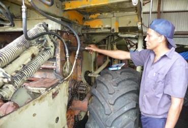 maquinaria, maquinaria agrícola, alternativas para sacarle provecho a la maquinaria, maquinaria cat, gecolsa, gecolsa colombia, maquinaria gecolsa, contexto ganadero, ganadería colombia
