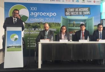 Rueda de prensa Agroexpo 6 de julio de 2017, Agroexpo 2017, XXI versión Agroexpo 2017, agroexpo ganadería, Agroexpo Corferias Bogotá, ganadería colombia, CONtexto ganadero, ganaderos Colombia